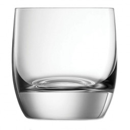 Набор хрустальных стаканов для виски 6 пр. 0.39 л Shanghai Soul Lucaris \ 3LT03DR1406G0001