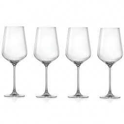 Набор хрустальных бокалов для вина Бордо 6 пр. 0.77 л Hong Kong Hip Lucaris \ 5LS04BD2706G0000