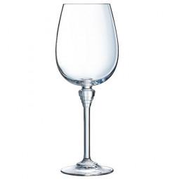 Набор хрустальных бокалов для красного вина 6 пр. 0.350 л Amarante Cristal d'Arques Paris \ L7446