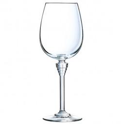 Набор хрустальных бокалов для красного вина 6 пр. 0.45 л Amarante Cristal d'Arques Paris \ L8083