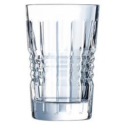 Набор хрустальных высоких стаканов 0.36 л Rendez-Vous Cristal d'Arques Paris \ L8237