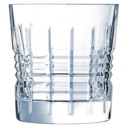 Набор хрустальных низких стаканов 6 пр. 0.32 л Rendez-Vous Cristal d'Arques Paris \ L6630