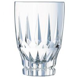 Набор хрустальных стаканов 4 пр. 0.36 л Ornements Cristal d'Arques Paris \ L8170