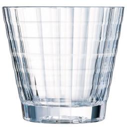 Набор хрустальных стаканов 4 пр. 0.32 л Iroco Cristal d'Arques Paris \ N5195