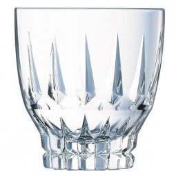 Набор хрустальных стаканов 4 пр. 0.28 л Ornements Cristal d'Arques Paris \ L7956