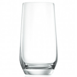 Набор хрустальных стаканов 6 пр. 0.46 л Hong Kong Hip Lucaris \ 5LT04DR1306G0000