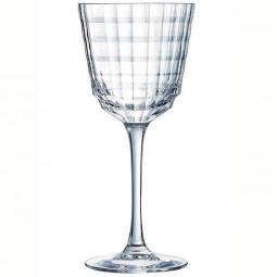Набор хрустальных фужеров для вина 6 пр. 0.35 л Iroco Cristal d'Arques Paris \ N4649