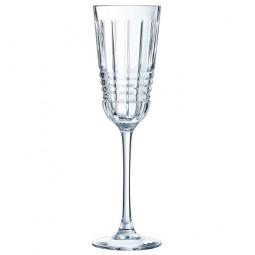 Набор хрустальных фужеров для шампанского 6 пр. 0.17 л Rendez-Vous Cristal d'Arques Paris \ L8234