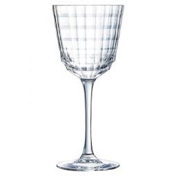 Набор хрустальных фужеров для вина 6 пр. 0.25 л Iroco Cristal d'Arques Paris \ N4647