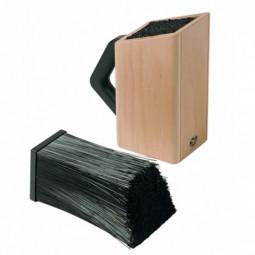 Подставка под ножи коричневая Victorinox \ 7.7043