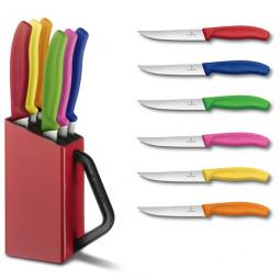 Набор  ножей для стейка  6 пр. Victorinox \ 6.7126.6