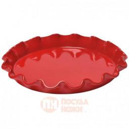 Керамическая форма для выпечки пирога 32.5 см Emile Henry \ 346087
