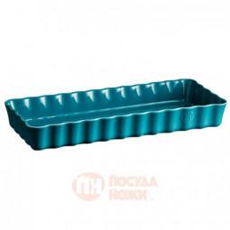 Керамическая прямоугольная форма для пирога 36.5 х 15 см Emile Henry \ 606034