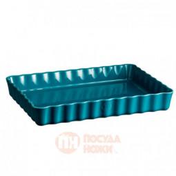 Керамическая прямоугольная форма для пирога 34 х 24 см Emile Henry \ 606038