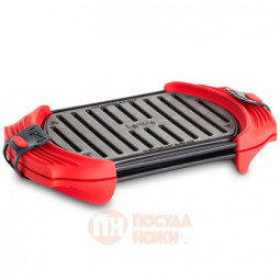 Алюминиевая форма-гриль для микроволновой печи 25.4 х Lekue \ 0220400R14M017