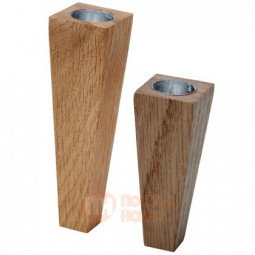Набор из 2-х магнитных деревянных подсвечников LIND DNA \ 989801