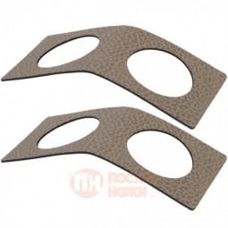 Набор из 2-х кожаных колец для салфеток Loop Bridge LIND DNA \ 981512
