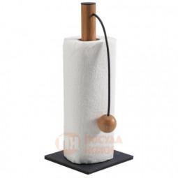 Деревянный держатель для бумажных полотенец LIND DNA \ 983635