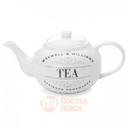 Фарфоровый заварочный чайник 1.1 л Maxwell&Williams \ MW655-CK22072