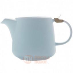 Фарфоровый заварочный чайник с ситечком из нержавеющей стали 600 мл Maxwell&Williams \ MW580-AY0291