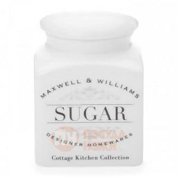 Фарфоровая банка для сыпучих продуктов Sugar 500 мл Maxwell&Williams \ MW655-CK22003