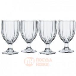 Набор из 4-х хрустальных фужеров для вина Aspen 342 мл Nachtmann \ 103046