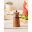 Деревянная мельница с акриловым покрытием для соли 14 см Meribel Peugeot \ 33767