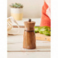 Деревянная мельница с акриловым покрытием для перца 14 см Meribel Peugeot \ 33750