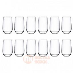 Набор из 12-ти хрустальных стаканов Tequila 190 мл Riedel \ 412/81