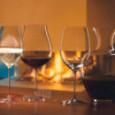 Набор из 6-ти хрустальных бокалов для красного вина New World Shiraz 650 мл Riedel \ 449/30