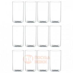Набор из 12-ти хрустальных стаканов для коктейлей Longdrink 650 мл Riedel \ 480/03