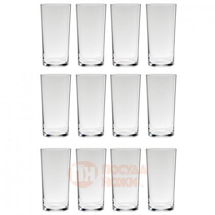 Набор из 12-ти хрустальных стаканов для коктейлей High Ball XL 690 мл Riedel \ 447/43