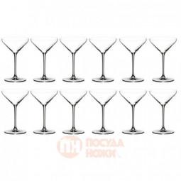 Набор из 12-ти хрустальных бокалов для коктейлей 250 мл Riedel \ 454/17