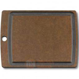 Деревянная разделочная доска с желобом Allrounder M 29.2*23 см Victorinox \ 7.4112