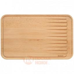 Деревянная разделочная доска для мяса Profile New 40 х 25 см Brabantia \ 260704