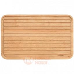 Деревянная разделочная доска для хлеба Profile New 40 х 25 см Brabantia \ 260728