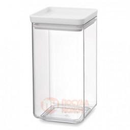 Пластиковая емкость для продуктов Tasty+ 1.6 л Brabantia \ 122484