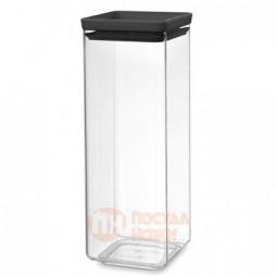 Пластиковая емкость для продуктов Tasty+ 2.5 л Brabantia \ 122408