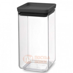 Пластиковая емкость для продуктов Tasty+ 1.6 л Brabantia \ 122385