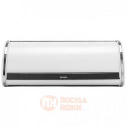 Стальная хлебница Roll Top 44.5 см Brabantia \ 306020