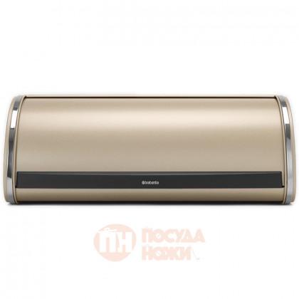 Стальная хлебница Roll Top 44.5 см Brabantia \ 304804