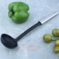 Нейлоновая ложка для соуса Profile New с ручкой из нержавеющей стали 32.5 см Brabantia \ 250545