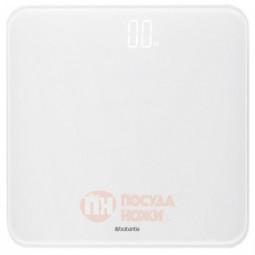 Цифровые напольные весы для ванной комнаты ReNew 30 см стекло Brabantia \ 280146