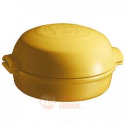 Керамическая форма для запекания Cheese Baker с крышкой 19.5 см Emile Henry \ 908417