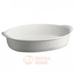 Керамическая овальная форма для запекания 34.5 см Emile Henry \ 119042