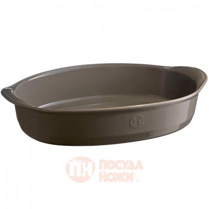 Керамическая овальная форма для запекания 41 см Emile Henry \ 959054