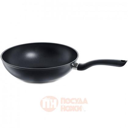 Сковорода-вок с антипригарным покрытием 28 см Fissler \ 45801281