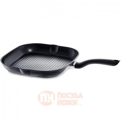 Сковорода-гриль с антипригарным покрытием 28 х 28 см Fissler \ 45601281