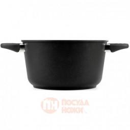 Кастрюля с антипригарным покрытием для индукционных плит 8.5 л 20 см Gastrolux \ A17-850