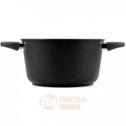 Кастрюля с антипригарным покрытием 2.5 л 20 см Gastrolux \ A250